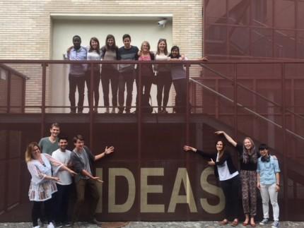 IDEAS ESR Group Photo