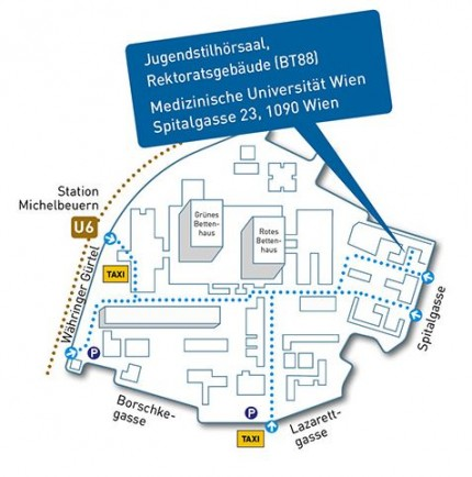 Joint Seminar room plan